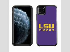Apple iPhone 11 Pro Max   NCAA Licensed LSU Tigers Purple
