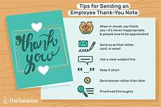 Employee Thank You Notes Employee Thank You Examples And Writing Tips