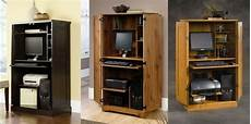 space saving home office computer desk armoire cabinet