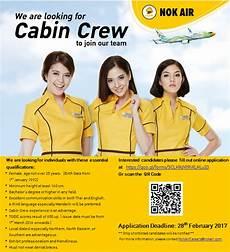 cabin crew vacancies uk nok air cabin crew recruitment february 2017 ifly global