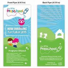 Child Care Flyer Design Preschool Poster Template Design Starting A Daycare