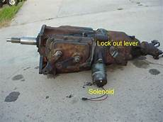 The Borg Warner Overdrive Transmission Explained