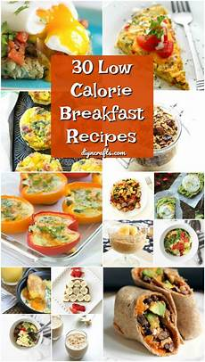 30 low calorie breakfast recipes that will help you reach
