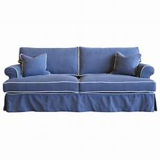Three Seat Sofa Png Image by European Design Linen Three Seat Sofa With Contrast Piping