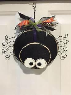 spider door hanger crafts