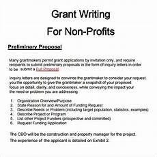 How To Write Grant Proposal 6 Grant Proposal Templates Pdf Doc Download