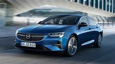 opel insignia facelift 2020 2020 opel insignia gets the mildest of facelifts