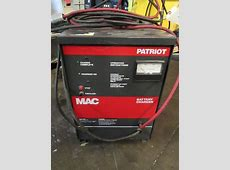 Mac Patriot 12VDC Automatic Battery Charger For Single