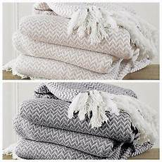 new large 100 cotton woven herringbone sofa chair bed