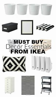 Must Home Items 10 Must Buy Decor Essentials From Ikea House Of