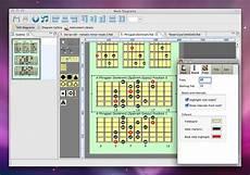 Chord Chart Software Mac Software Neck Diagrams Professional Chord Chart And