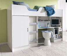 high sleeper bed lifestyle with colour options ideal