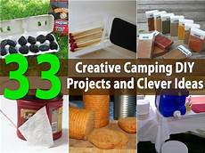 top 33 most creative cing diy projects and clever ideas