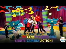 Lights Camera Action Song Lights Camera Action Wiggles All Song Prologues Hd