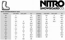 Nitro Snowboards Size Chart Nitro Team Gw Wide 2018 Kopen Kater Funsport