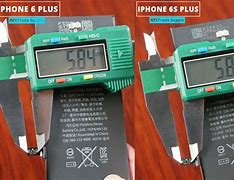 Image result for iPhone 6 Battery vs 6s