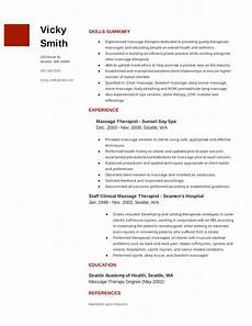 Resume For Therapist Therapist Resume Sample Sample Resumes