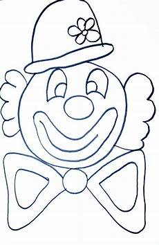 40 ausmalbilder clown forstergallery intended for clown