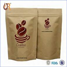 Coffee Bag Wholesale 12oz Craft Paper Coffee Bag With Valve Buy