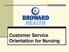 Strong Customer Service Orientation Ppt Customer Service Orientation For Nursing Powerpoint