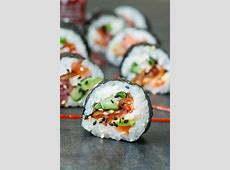 15 Homemade Sushi Recipes For Date Night