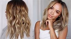 hair beach easy and summer beachy waves hair tutorial