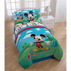 mickey mouse clubhouse 8 bed in a bag with sheet set