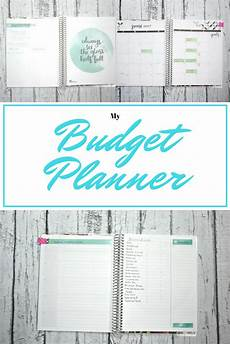 My Budget Planner My Budget Planner The House Of Plaidfuzz