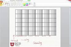 Semilog Graph Paper Excel Semilog Paper Youtube