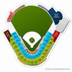 Steinbrenner Field Interactive Seating Chart George M Steinbrenner Field Tickets George M