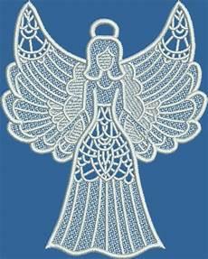 Christmas Angel Designs Fsl Angel Embroidery Designs Machine Embroidery Designs