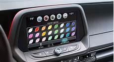 2016 Camaro Interior Spectrum Lighting New Camaro For Sale In Virginia Water Surrey