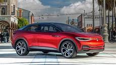 volkswagen id 2019 2019 volkswagen id crozz electric concept review and
