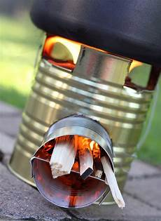 diy tiny rocket stove the idea king