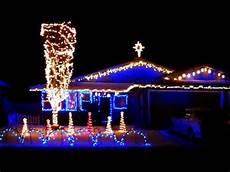 Carol Of The Bells Light Show Christmas Light Show Carol Of The Bells Fernley Nv