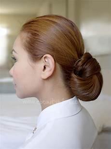 ebeautyblog hair tutorial easy elegance hair bun