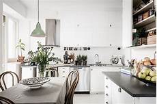 Home Design Vintage Style Modern Vintage Interior Design In Swedish Apartment