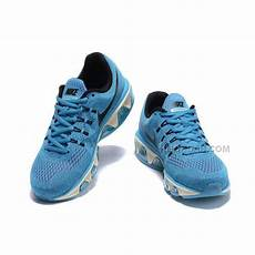 Air Light Shoes 2016 Nike Air Max Tailwind 8 Print Sneakers Light Blue