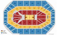 Umbc Fieldhouse Seating Chart Bankers Life Fieldhouse Indianapolis Tickets Schedule