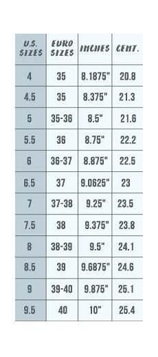 Womens European Shoe Size Chart Euro To Us Kids Shoe Size Conversion Chart