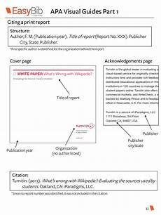 Apa Format Structure Apa Citation Basics 6th Edition
