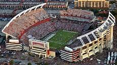 South Carolina Gamecock Football Stadium Seating Chart Williams Brice Stadium South Carolina University Of