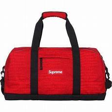 supreme bag supreme duffle bag ebay