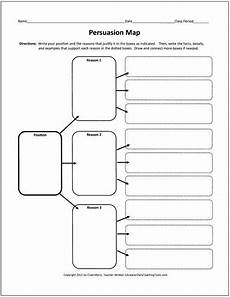 Flow Chart Graphic Organizer Printable These Free Graphic Organizers Include Webs For Preparing