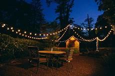 Garden String Lights Ideas 100 Foot G50 Patio Globe String Lights 105 G50 Clear 2