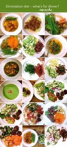 Diet Chart For Dinner Elimination Diet What Do I Eat