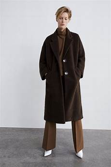 image 5 of textured coat from zara outerwear