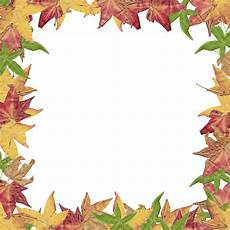 Free Fall Borders For Word Fall Borders Free Clipart Best