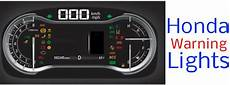 2004 Honda Crv Dashboard Lights Confused By The Warning Lights On Your Honda S Dash