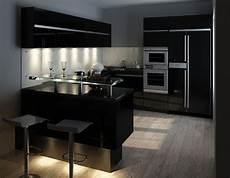 black kitchen design ideas fashionable black kitchen design ideas 50 amazing